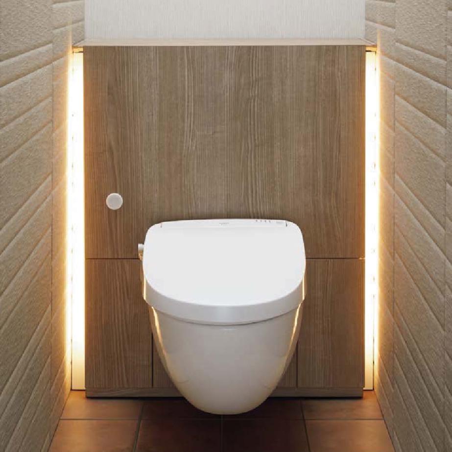フロートイレ